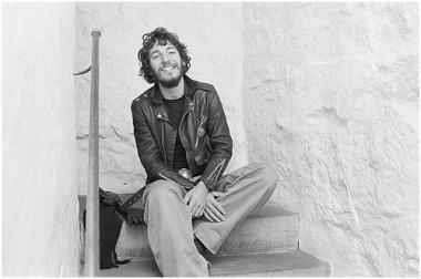 Bruce Springsteen en 1975