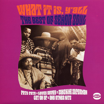 Señor Soul - What It Is Y'all The Best of Señor Soul